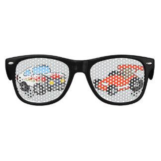 Les lunettes de soleil de l'enfant de voiture de