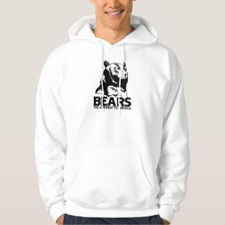 les machines athée de massacre d'ours câlinent le sweats à capuche