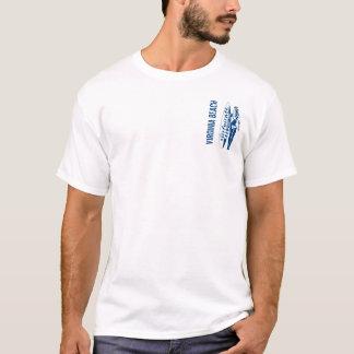 Les magasins de surf t-shirt