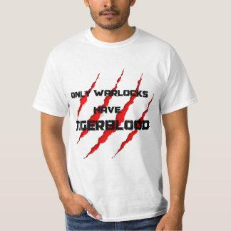 Les magiciens ont Tigerblood T-shirts