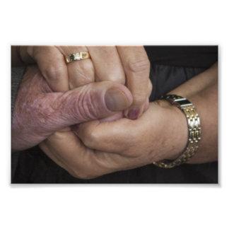Les mains du temps photos sur toile