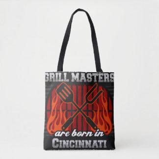 Les maîtres de gril sont nés à Cincinnati Ohio Sac