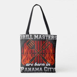 Les maîtres de gril sont nés à Panamá City la Sac