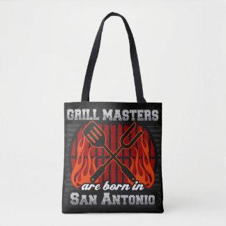 Les maîtres de gril sont nés à San Antonio le Sac