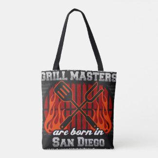 Les maîtres de gril sont nés à San Diego la Sac
