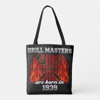 Les maîtres de gril sont nés en l'année 1939 sac
