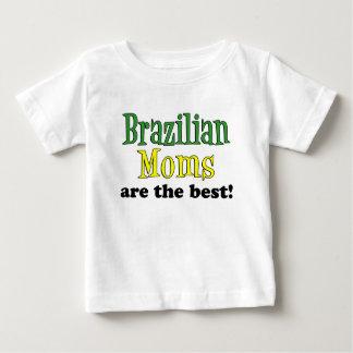Les mamans brésiliennes sont le meilleur t-shirt pour bébé