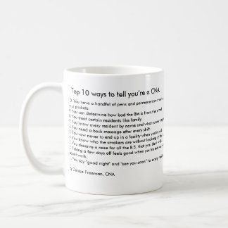 Les manières du principal 10 de vous dire sont une mug