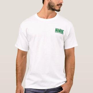Les marchands avant de NYCR ne font pas dos T-shirt