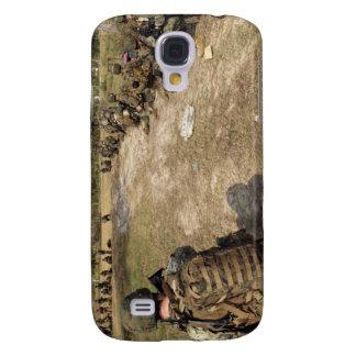 Les marines des USA fournissent la sécurité comme Coque Galaxy S4