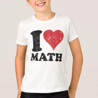 Les maths d'amour du cru I badinent le T-shirt de