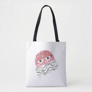 Les méduses ne peignent aucun sac fourre-tout à