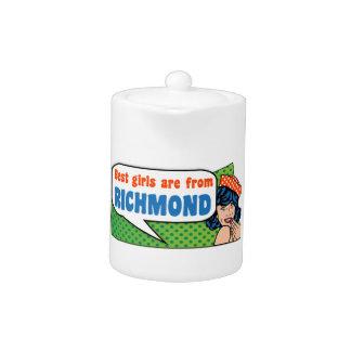 Les meilleures filles sont de Richmond