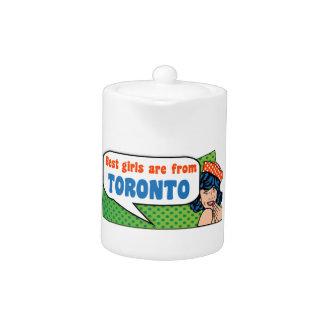 Les meilleures filles sont de Toronto
