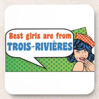 Les meilleures filles sont de Trois-Rivières Sous-bocks