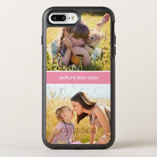 Les meilleures photos de jour de mères de la maman coque OtterBox symmetry iPhone 8 plus/7 plus