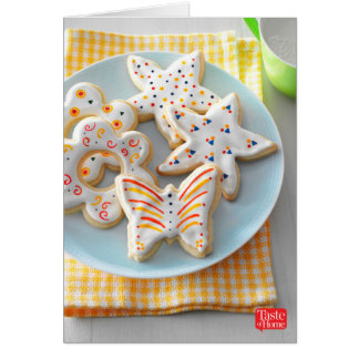 Les Meilleurs-Jamais biscuits de sucre Cartes De Vœux