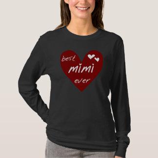 Les meilleurs jamais T-shirts Mimi et les cadeaux