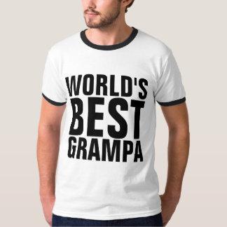 Les MEILLEURS T-shirts du GRAMPA de WORLLD