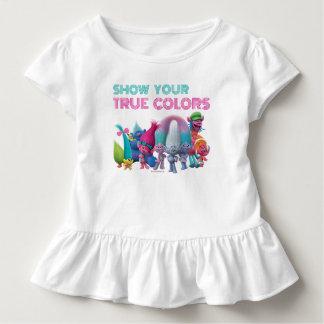 Les meilleurs Troll amis des trolls   T-shirt Pour Les Tous Petits