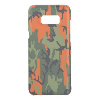 Les militaires d'armée de Como de camouflage Coquer Get Uncommon Samsung Galaxy S8 Plus