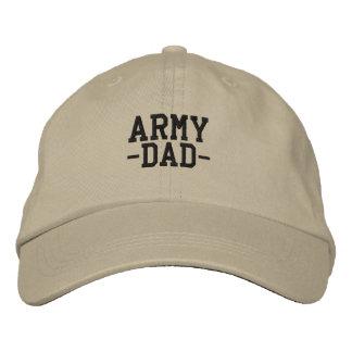 Les militaires de papa d'armée engendrent casquette brodée