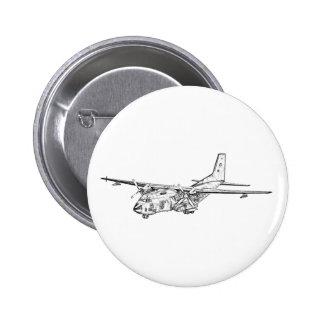Les militaires de Transall C-160 transportent des Badge