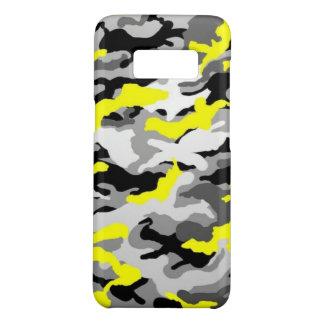 Les militaires noirs jaunes d'armée de Como de Coque Case-Mate Samsung Galaxy S8