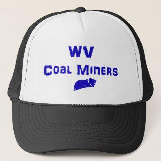 Les mineurs de WV Casquette