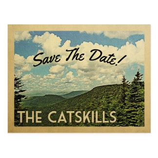 Les montagnes de Catskills sauvent la carte