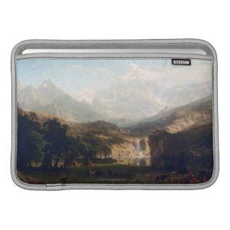 Les montagnes rocheuses poches macbook