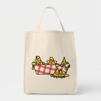 Les Nachos ont fondu des puces de tortilla de Sacs Fourre-tout