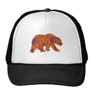 Les nécessités simples d'ours casquette de camionneur