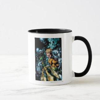 Les nouveaux 52 - Aquaman #1 Mug