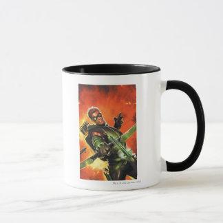 Les nouveaux 52 - la flèche verte #1 mug