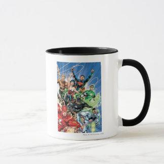 Les nouveaux 52 - ligue de justice #1 mug