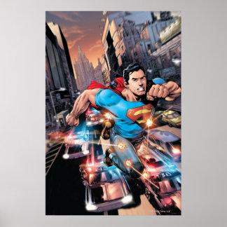Les nouveaux 52 - Superman #1 2 Posters