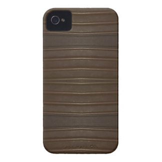 Les nuances modernes de hanche de Brown ont donné Coque Case-Mate iPhone 4