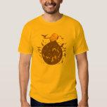 Les Oiseaux - de Hitchcock T-shirts