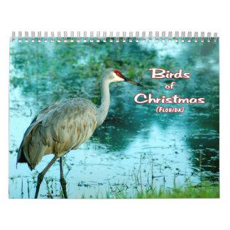 """Les """"oiseaux du calendrier de Noël"""" ont coloré des"""
