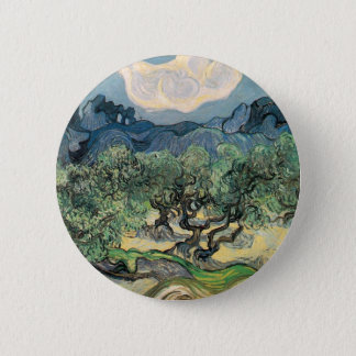Les oliviers, Vincent van Gogh Badges