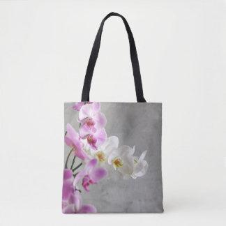 Les orchidées se ferment sac