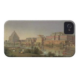 Les palais de Nimrud ont reconstitué une reconstr Coque iPhone 4