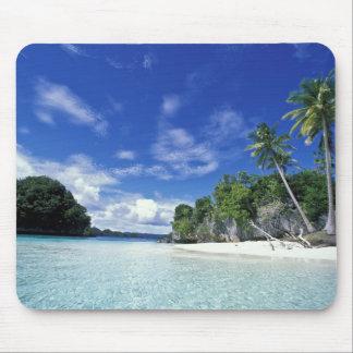Les Palaos, îles de roche, île de lune de miel, mo Tapis De Souris