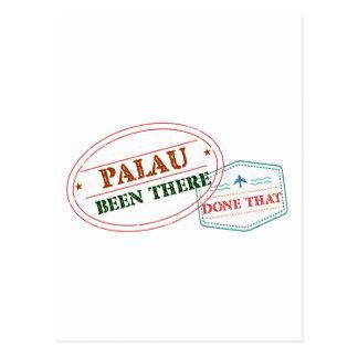 Les Palaos là fait cela Cartes Postales