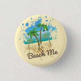 Les palmiers d'éclaboussure d'été m'échouent badges