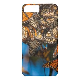 Les papillons de monarque de migration coque iPhone 7 plus