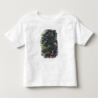 Les pêcheurs à la ligne, c.1885 t-shirt pour les tous petits