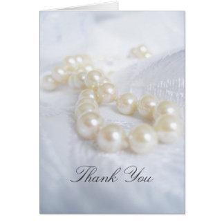 Les perles de la mère cartes de vœux