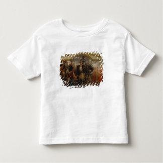 Les personnes rendent l'hommage à Bismarck, 1911 T-shirt Pour Les Tous Petits